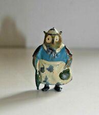 Britains Cadburys Cococubs Granny Owl 1930's Lead Figure Rare Cococub  H229