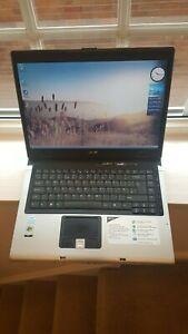 "Acer Aspire 3690/3694 Laptop Notebook 15.4"" 2.5GB 60GB SSD Windows Vista Office"