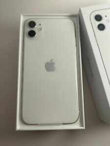 Apple iPhone 11 - 64GB - White (Unlocked) A2111 (CDMA   GSM) (CA)