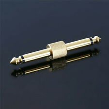 Socket Mono to Jack Stereo Plug Adaptor 6.5mm Connector Accessories  8C