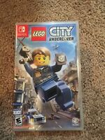 LEGO City Undercover (Nintendo Switch, 2017) GET IT FAST ~ US SHIPPER