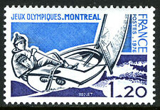 France 1493, MNH. Olympic Games, Montreal. Sailing, 1976
