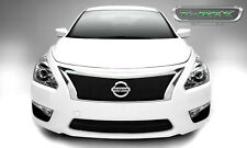 2PC SPORT SERIES BLACK MESH GRILLE GRILL T-REX FIT 2013-2015 NISSAN ALTIMA SEDAN