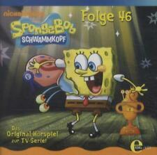 SPONGEBOB SPUGNA TESTA - (46) ORIGINALE HSP ad Tv-serie-CD