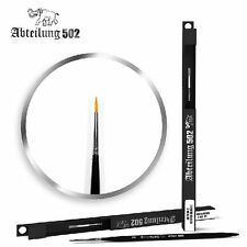 502 Abteilung ABT-8351 Size 1 Synthetic Flat Brush