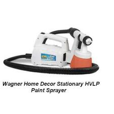New! Wagner Home Decor Stationary HVLP Paint Sprayer