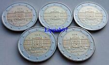 Duitsland speciale 2 euro 2019 Bundesrat A-D-F-G-J UNC