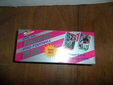 1991 Pacific Pro Football Plus_Factory Set