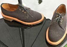 be70ce0f419597 Dr Martens 1461 Lester black bronze zucchero shoes UK 3 EU 36 England