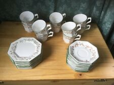ETERNAL BEAU CUPS, SAUCERS AND SMALL PLATES (30) ITEMS.