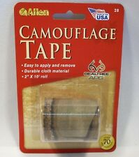 """Allen Realtree APG Cloth Tape 120"""" X 2"""" Roll Camo Camouflage Wrap Hunting New"""