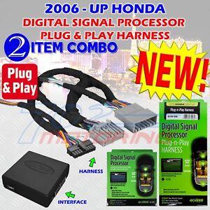 2007 - UP SELECT HONDA AX-DSP-HON2 AX-DSP DIGITAL SIGNAL PROCESSOR CHIME CONTROL