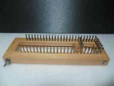 "Kb Authentic Wood Knitting Board Sock Loom 60 Peg 9"" x 3"""