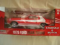 GREENLIGHT 1976 FORD GRAND TORINO STARSKY ET HUTCH 1/24  EN BOITE