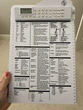 nursing clipboard-new White Calculator