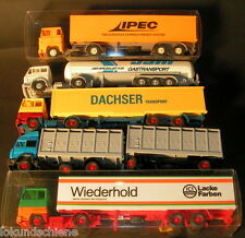 5 camions wiking ho 1:87 #150