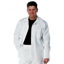 """Rodo Fit for The Job Pc19444 C/d Painters Jacket 44"""" White"""