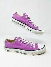 Converse Light Purple Chuck Taylor Womens 8 Mens 6 Shoes