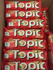 TOPIC CHOCOLATE X 36 BARS X 47G. Fresh Stock Date Cheapest On Ebay