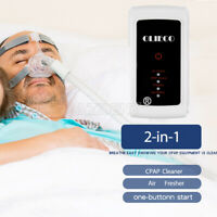 Portable Mini CPAP Automated Cleaner and Sanitizer Cleaning Machine Chop