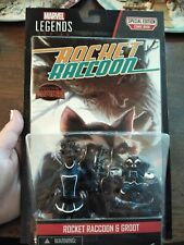 Marvel Legends Special Edition Comic Book Rocket And Groot New