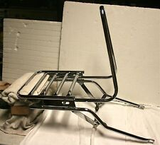 From a 1980 Yamaha 400 Special II  Vintage (43) SLIDING BACKREST & LUGGAGE RACK