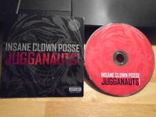 RARE PROMO Insane Clown Posse DVD Jugganauts HOKUS POKUS Piggy Pie 5 VIDEOS icp