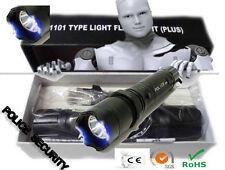 Electro Shocker Self-defense Electric Shock LED Flashlight Tourch Police