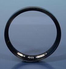 B + W ø49mm claraboyas-filtro Filtro filtre ap 1.5 1,1x - (91883)