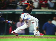Francisco Mejia Signed 8x10 Cleveland Indians/San Diego Padres left handed