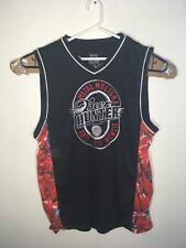 Metal Mulisha Black Red Beer Hunter Tank Top Mens XXL