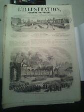 L'illustration n°1038 17 janv 1863 reine espagne à saïgon guyane hollandaise