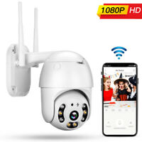1080P Wifi Security IP Camera Waterproof Motion Detection for Farm Home Security