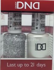 DND DAISY DUO GEL W/ MATCHING LACQUER) NAIL POLISH SET - CHOOSE COLOR- PART 3