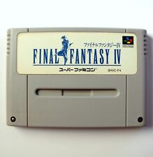 FINAL FANTASY 4 IV - Super Famicom (NTSC) / Game for Nintendo Super Famicom SNES