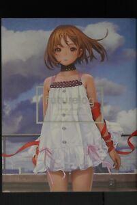 JAPAN Range Murata 4th Illustration Book: futurelog -standard edition- (Art Book
