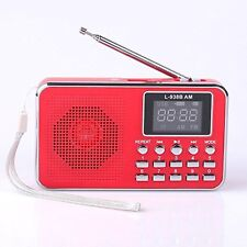 GES NET Portable Speaker Am/fm Radio Music Player Micro Sd/tf Card for Pc...