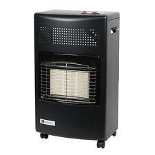 4.2Kw Portátil Butano Hogar Fuego Calor Gas Calentador De Gabinete Con Regulador Manguera Nuevo