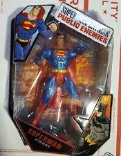 DC Universe Classic PUBLIC ENEMIES SUPERMAN METALLIC VARIANT Brimstone BAF htf