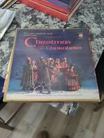 Christmas with the Choraliers The Longines Symphonette Society Bx Set Vinyl LP's