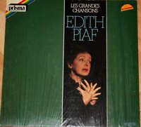 Edith Piaf Les Grandes Chansons LP Comp Mono Vinyl Schallplatte 142647