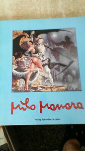 Comic für Erwachsene --- MILO MANARA --- Paperback