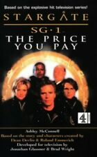 Stargate Sg-1: The Price You Pay by McConnell, Ashley Paperback Book The Fast