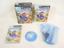 MARIO PARTY 7 with Mic Controller SET Game Cube NINTENDO Import JAPAN 11149 gc