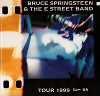 BRUCE SPRINGSTEEN 1999 REUNION TOUR CONCERT PROGRAM BOOK BOOKLET / NMT 2 MINT