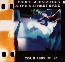 BRUCE SPRINGSTEEN 1999 REUNION TOUR CONCERT PROGRAM BOOK / NEAR MINT 2 MINT