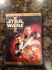 Star Wars Episode I: The Phantom Menace (DVD, 2005, 2-Disc)Authentic US release