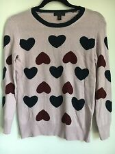 J.Crew Size XS Heartbreaker Pullover Sweater  3/4 Sleeves Career Fitted Knit