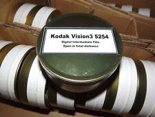Kodak Vision 5254 35mm digital intermediate film x 50ft roll.