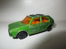 VEHICULE MATCHBOX  SUPERFAST - N°7 VW GOLF  1976 LESNEY (6,5x3cm)